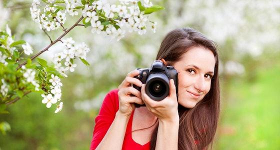 Korting Een online fotografiecursus van InterPlein!