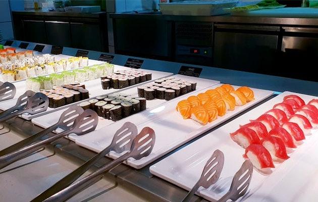 FoodExplore-utrecht-sushi
