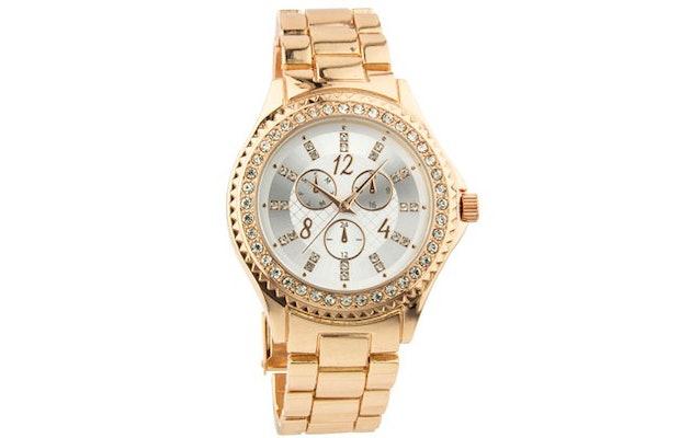 horloge-goud