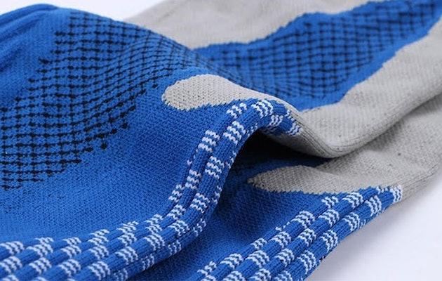sport-compressie-sokken-materiaal