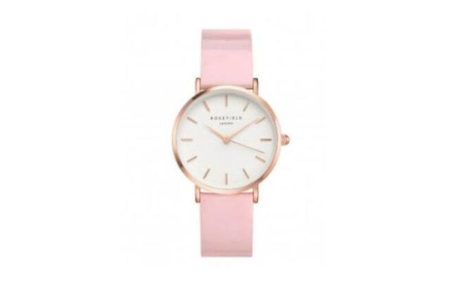 rosefield-premium-gloss-pink-horloge
