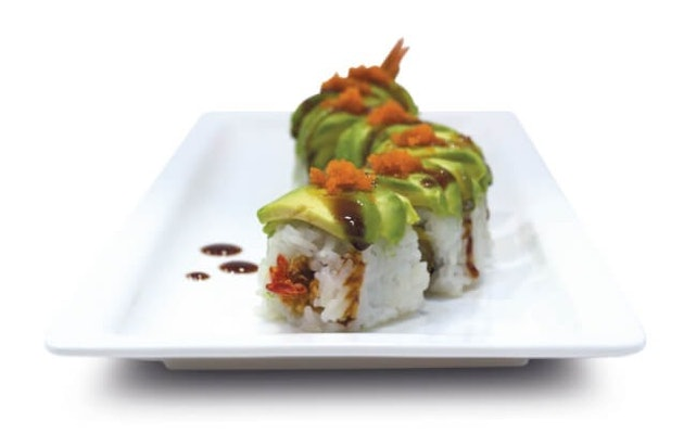 Sushi-Centre-Dragon-roll