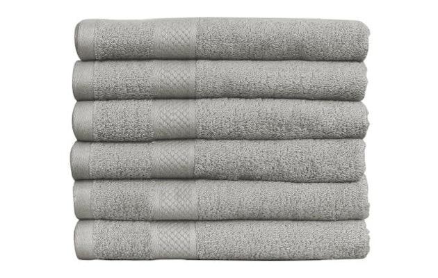 badhanddoeken-xxl-lichtgrijs